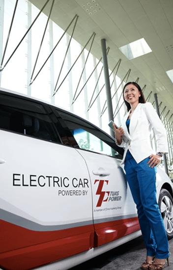 Green programme - Electric Car